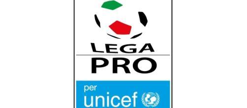 Il logo del campionato di Lega Pro per Unicef.