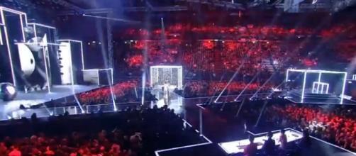 Il palco della finale di X Factor 2016