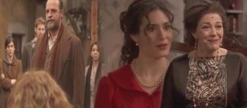 Il Segreto, trama episodio 1272: Raimundo torna in politica, Camila conosce Donna Francisca