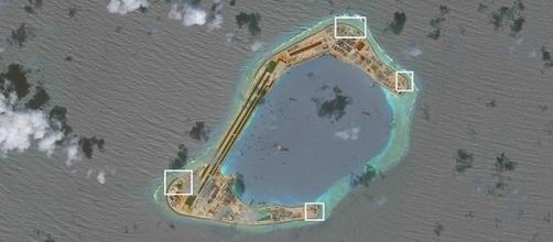 Possibili sistemi antiaerei e anti-missili sulle isole artificiali nel Mare del sud della Cina