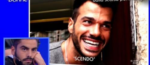 Uomini e Donne: la clamorosa rivelazione di Claudio Sona