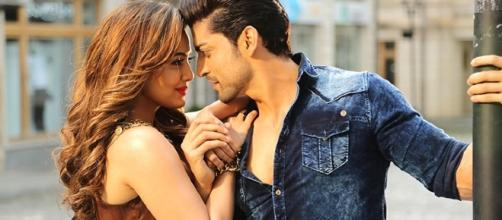 'wajah tum ho ' stars Sana Khan (Youtube screen grab)