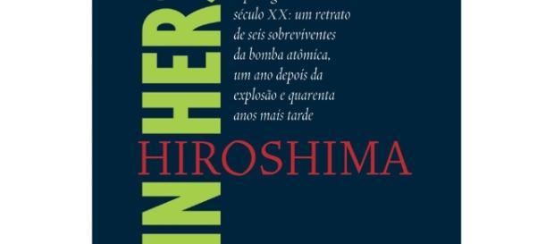Capa do livro Hiroshima por John Hersey