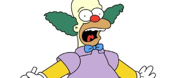 Conociendo al icónico Krusty el payaso