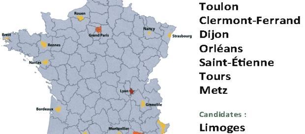 Désormais 22 métropoles en France, sans doute 24 avant les élections de 2022 ?
