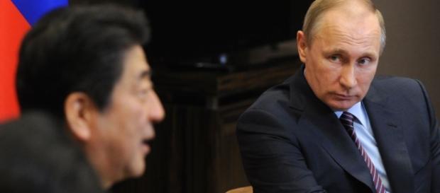Es kracht mal wieder zwischen Japan und Russland. (Fotoverantw./URG Suisse: Blasting.News Archiv)