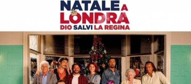 La nuova commedia natalizia di Volfango De Biasi 'Natale a Londra - Dio salvi la regina'