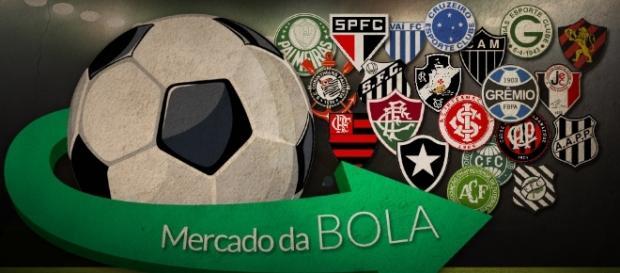 Mercado da bola para a temporada 2017