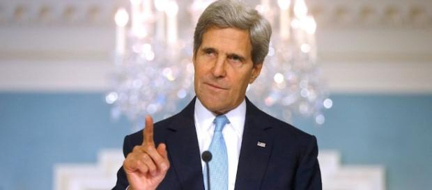 Secretary of State John Kerry to make speech about Israeli settlements before leaving office. / Photo by Charles Dharapak, Blasting News library