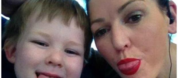 Sinead Higgins e Oisin foram encontrados sem vida