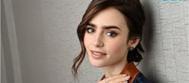 Source: Youtube Wochit. Lily Collins Looks Deathly Thin For New Anorexia Film