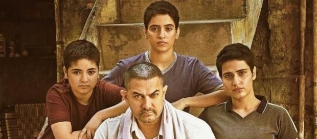 The 'Dangal' poster and the message in the haircut - scroll.in