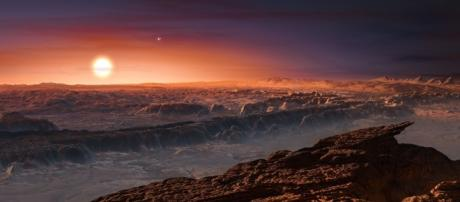 Earth-like planet Proxima b could be home to human life and turn ... - mirror.co.uk