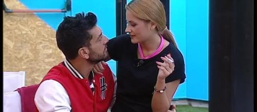 Alessandro Calabrese è il nuovo corteggiatore di Sonia dopo l'addio a Lidia