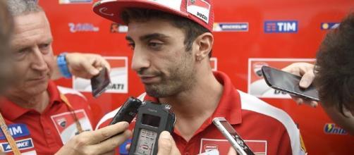 Andrea Iannone parla del divorzio con Ducati