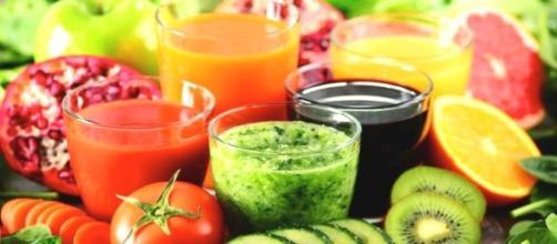 Centrifugati di frutta e verdura disintossicano e migliorano i disordini neurologici.
