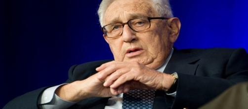 Dr. Henry Kissinger who was untouched by Watergate in the Nixon Administration re: Google Advanced Images.