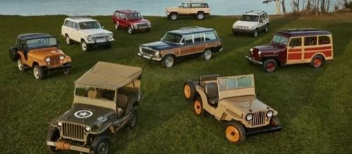 História detalha os modelos que marcam a vida da Jeepp