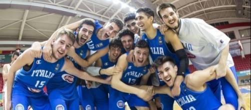 L'Italia U18 vince la medaglia di bronzo
