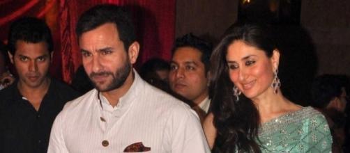 Kareena Kapoor et son mari Saif Ali Khan