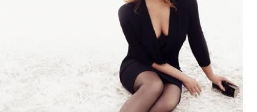 L'attrice e conduttrice spagnola