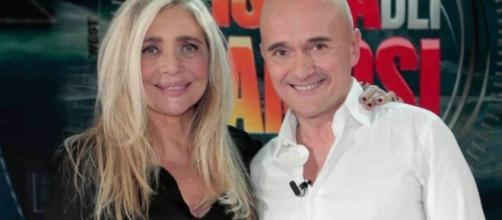 Mara Venier dice addio all'Isola dei Famosi come Alfonso Signorini