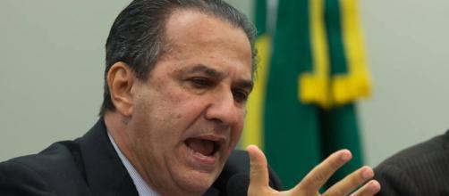 Silas Malafia esteve na superintendência da Polícia Federal de São Paulo para depor