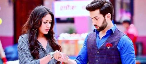 TellyReviews — #ishqbaaz Riddhima agrees for live-in with Omkara... - tumblr.com