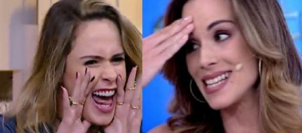 Ana Paula Renault e Ana Furtado - Google