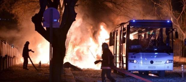 Attacco terroristico in Turchia - lasacrafamiglia.it