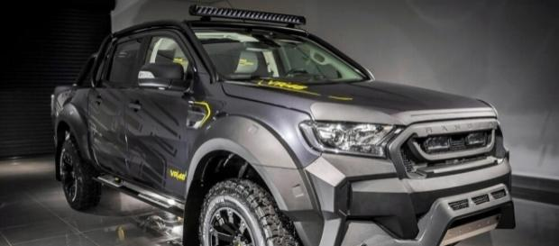 Ford Ranger VR46 tem visual mais agressivo