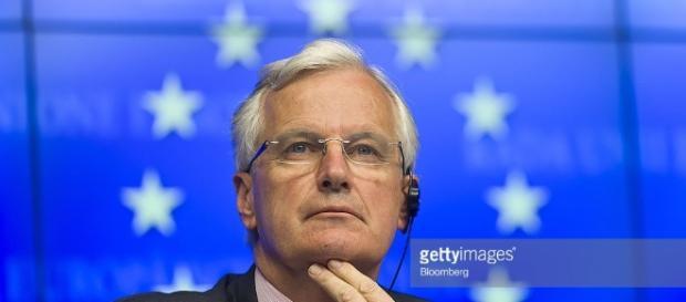 Il francese Michel Barnier, capo negoziatore della UE per la Brexit - gettyimages.com