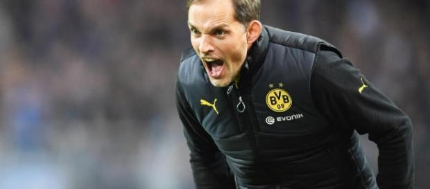 Muss Thomas Tuchel heute wieder viel schreien? (Quelle - bild.de)