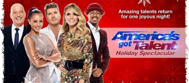 NBC's 'America's Got Talent' to Celebrate with First Holiday ... - realitywanted.com