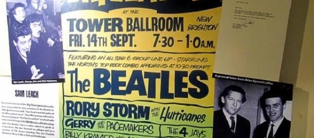The Beatles still attract global interest