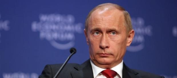 Vladimir Putin / Photo via World Economic Forum, Flickr