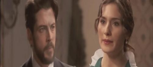 Il Segreto, anticipazioni trame: Camila non accetta il rifiuto di Hernando