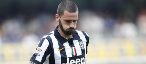Juve, super offerta del Chelsea per Bonucci