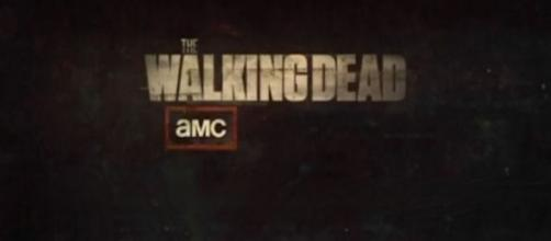 The Walking Dead tv show logo image via Flickr.com