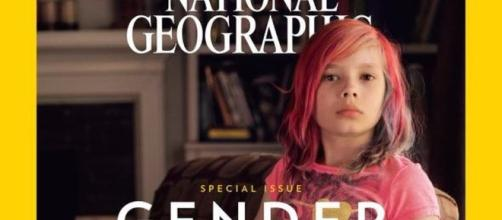 Trans girl is making history on the cover of 'National Geographic' - mashable.com