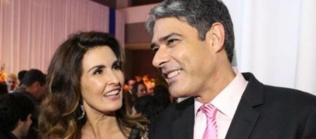 Bonner e Fátima Bernardes já se reencontraram após a separação