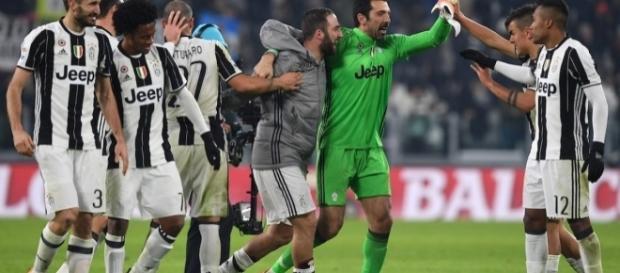 Campeón de invierno! La Juve vence a la Roma y se aleja en la cima ... - com.mx