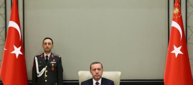 Erdogan beleidigt alle Christen. (Fotoverantw./URG Suisse: Blasting.News Archiv)