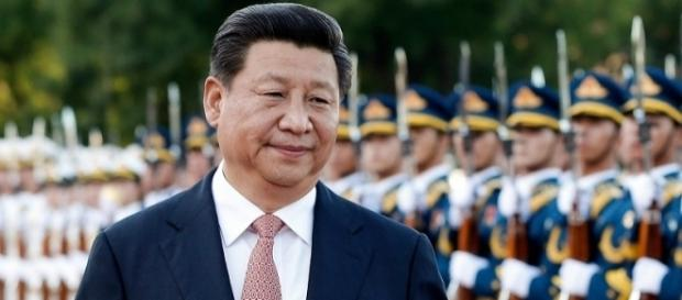 Il leader del governo cinese, Xi Jinping