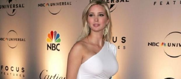 Ivanka Trump, figlia maggiore del nuovo presidente degli Stati Uniti