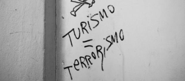 La meta del terrorismo seguirá siendo el turismo, básicamente porque es un camuflaje en forma de seguridad.