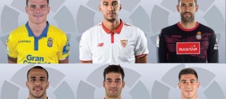 Los 6 jugadores revelación de lo que llevamos de Liga