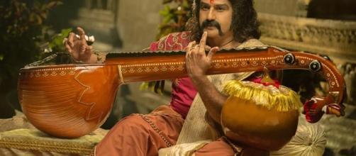 Balakrishna from 'Gautamiputra Satakarni' ( Image source : Twitter/vamsishekahrPRO)