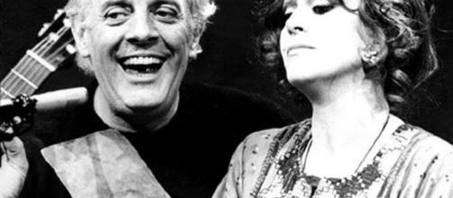 Dario Fo e Franca Rame archiviofrancarame