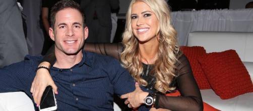 Flip or Flop promo photo Tarek and Christine El Moussa